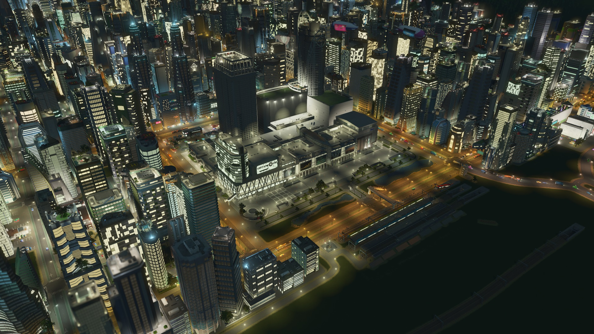 Cities Skylines Screenshot 2020.08.09 konferenc center.jpg