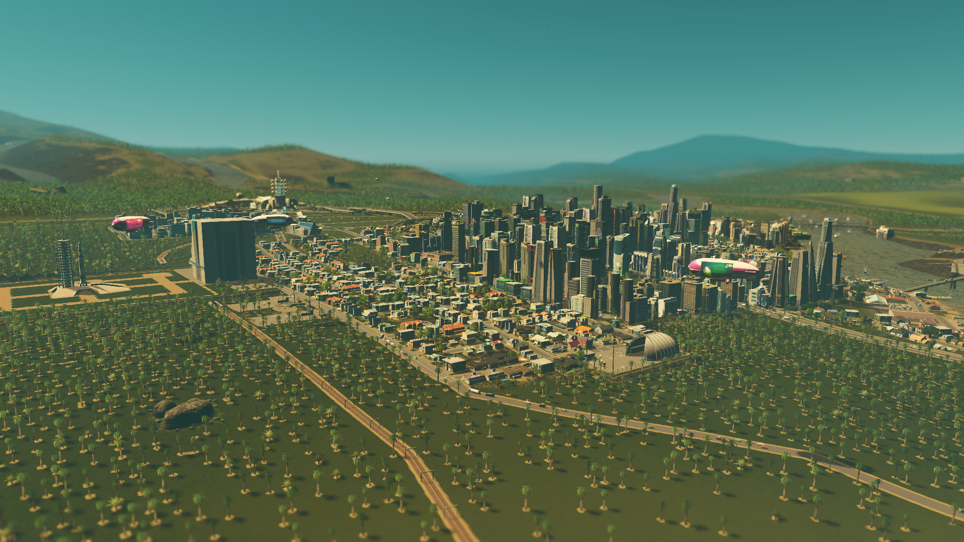 Cities Skylines Screenshot 2020.08.10 roocket.png
